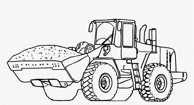 Dump Truck Pictures For Kids Free