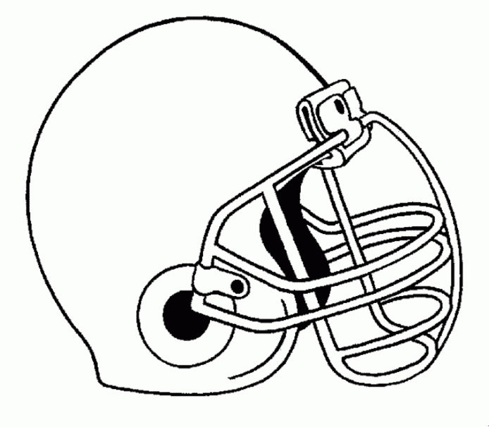 Football Coloring Pages 3 001