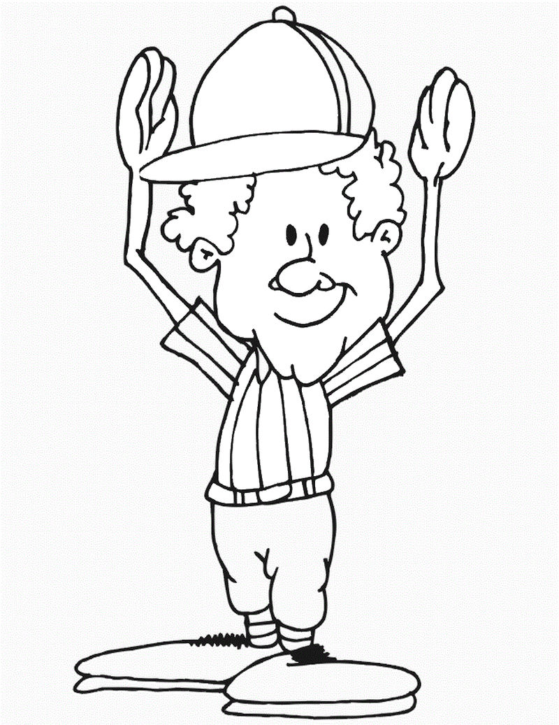 Football Coloring Pages Images 001