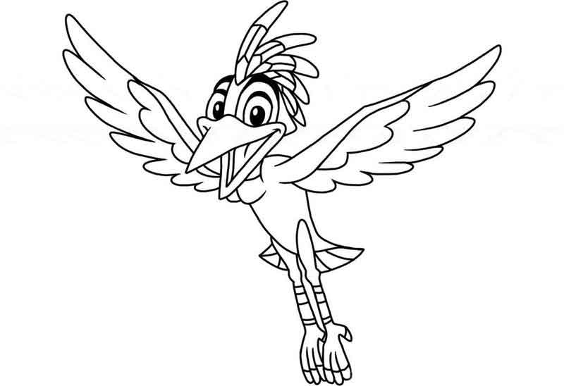 Free Lion Guard Coloring Page (1)