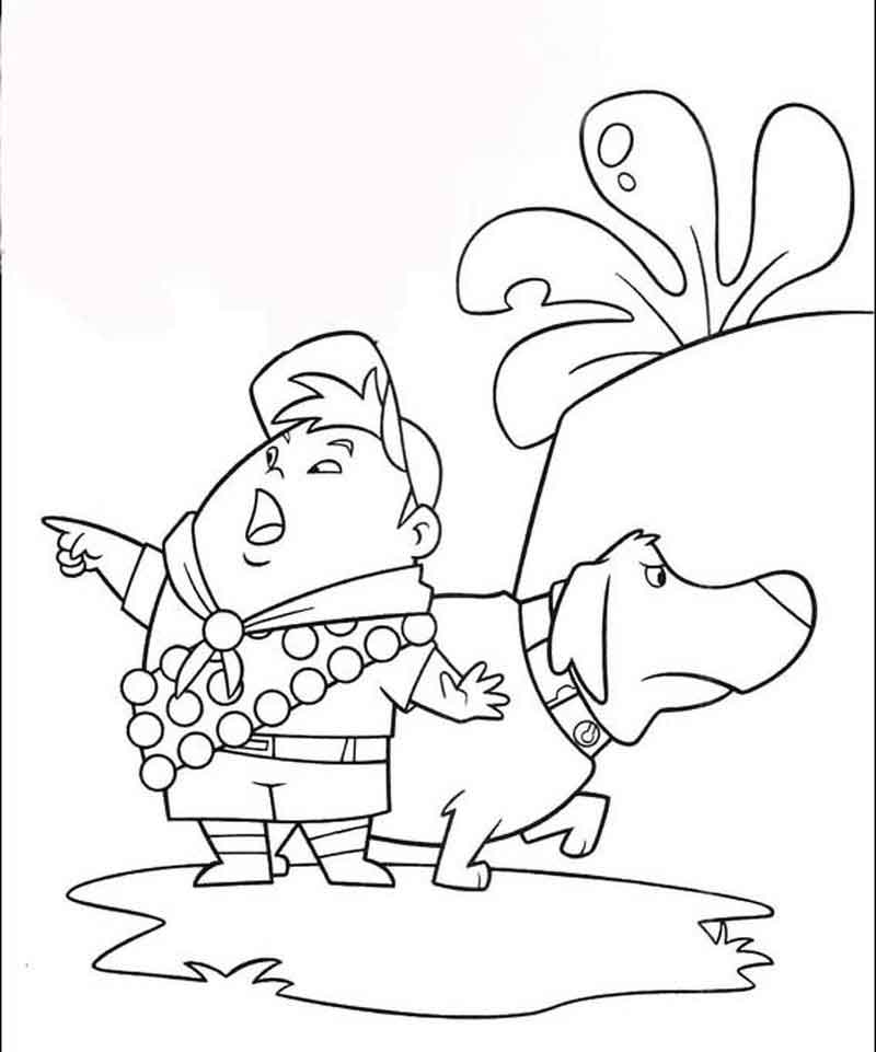 Free Up Coloring Pages