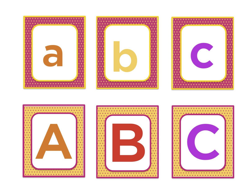 Free Abc Worksheets Printable