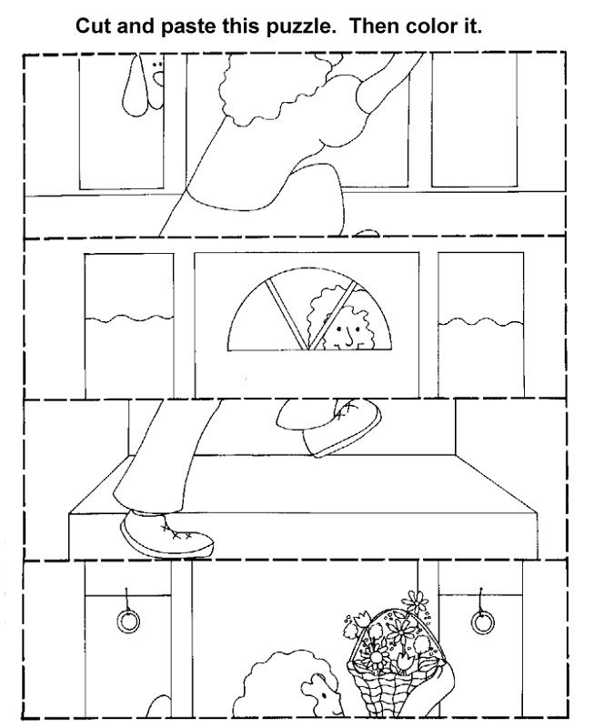 Free activity pages printable