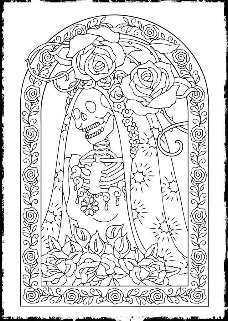 Free Day Of The Dead Downloads 001