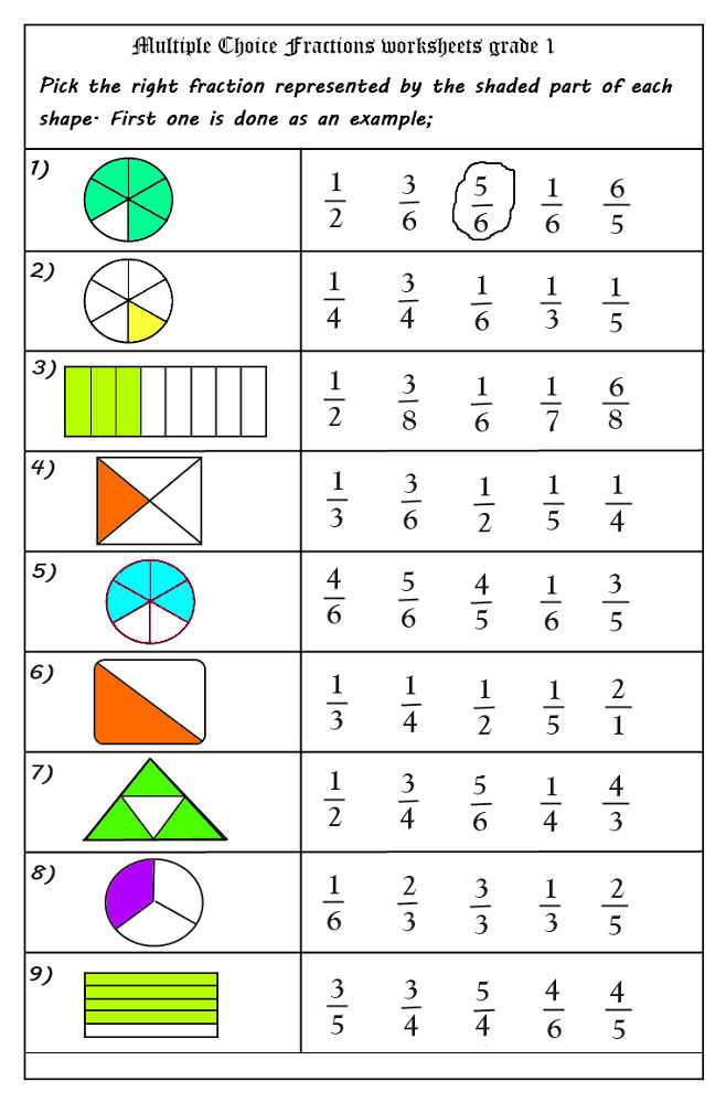Free Maths Resources Practice
