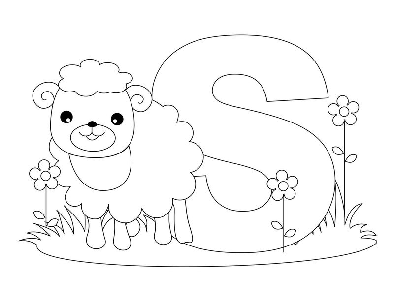 Free Printable Letters S