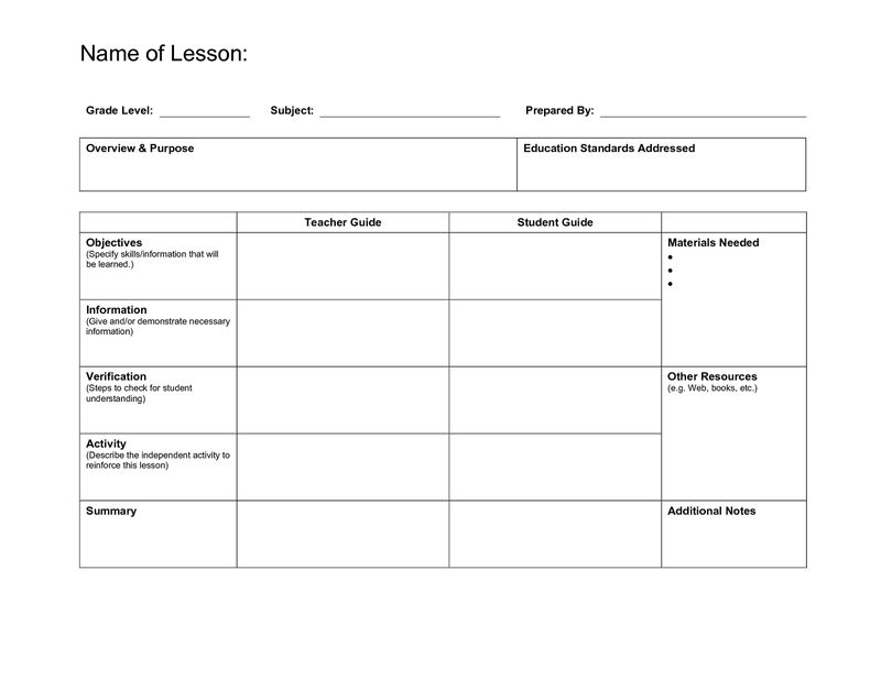 Free Printables For Teachers Resource
