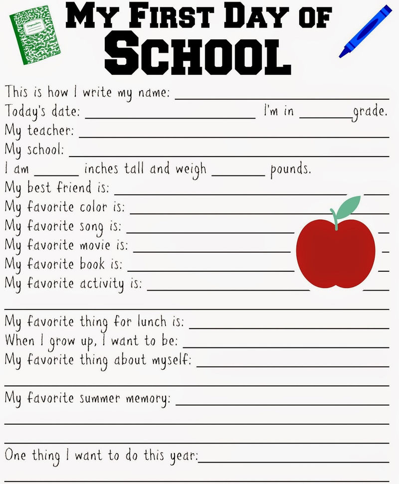 Free School Worksheets For 4th Graders