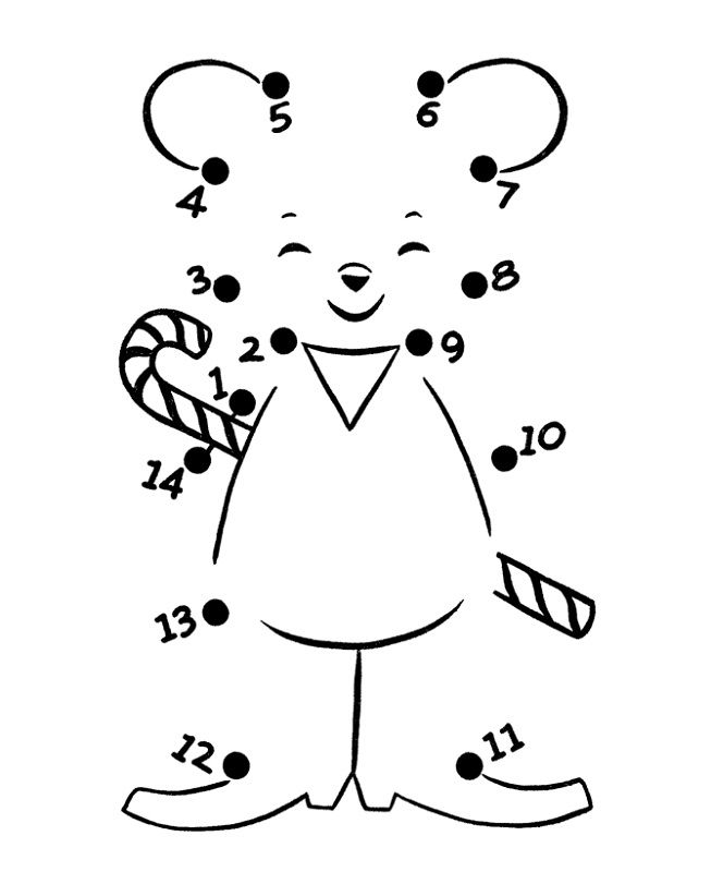 Free Worksheets For Kids Connect Dots