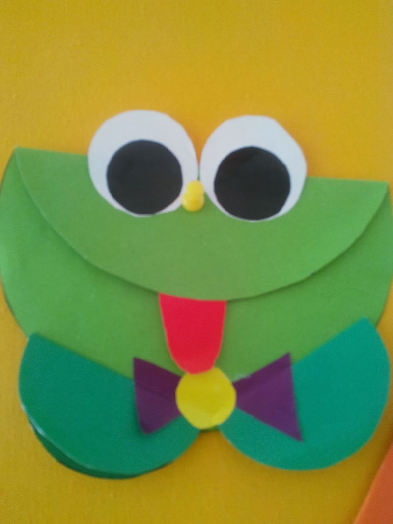 Frog Activities For Kids Preschool