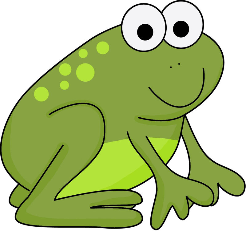 Frog Pictures For Kids Free