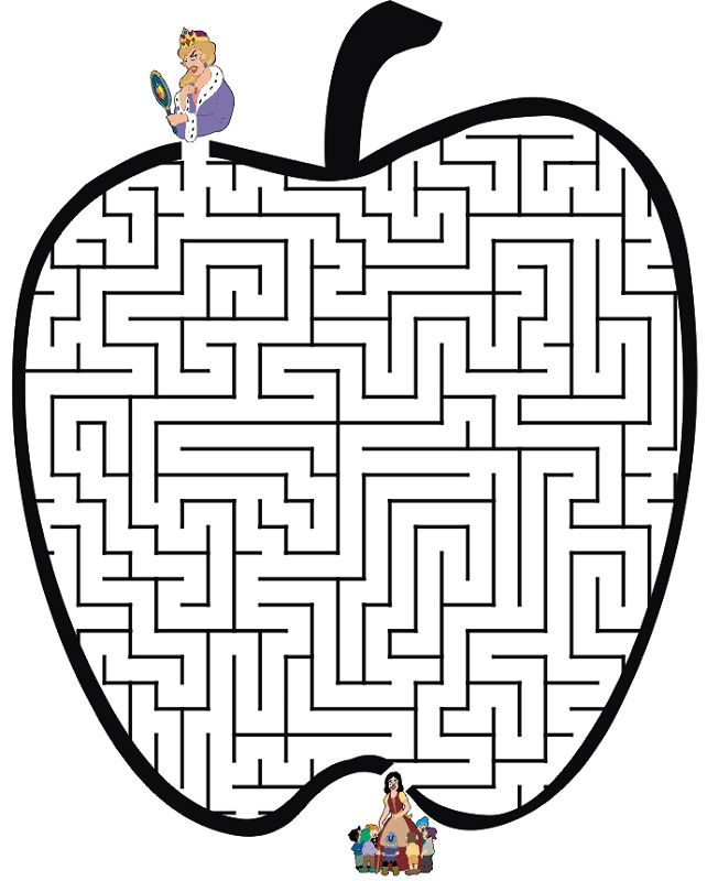 Fun Puzzle Worksheets Apple