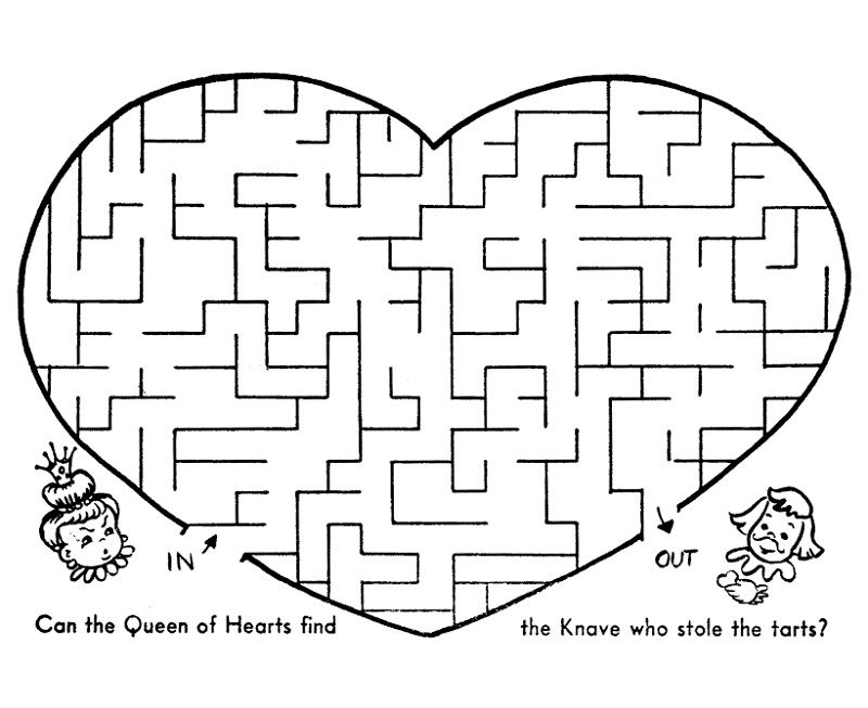 Fun Puzzle Worksheets Love