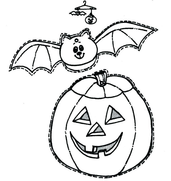 Halloween Printable Cutouts