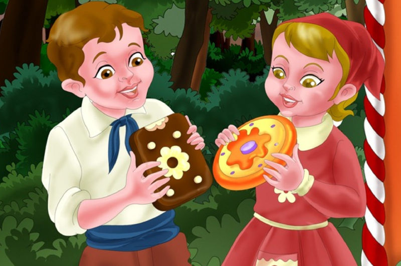 Hansel And Gretel Activities Story
