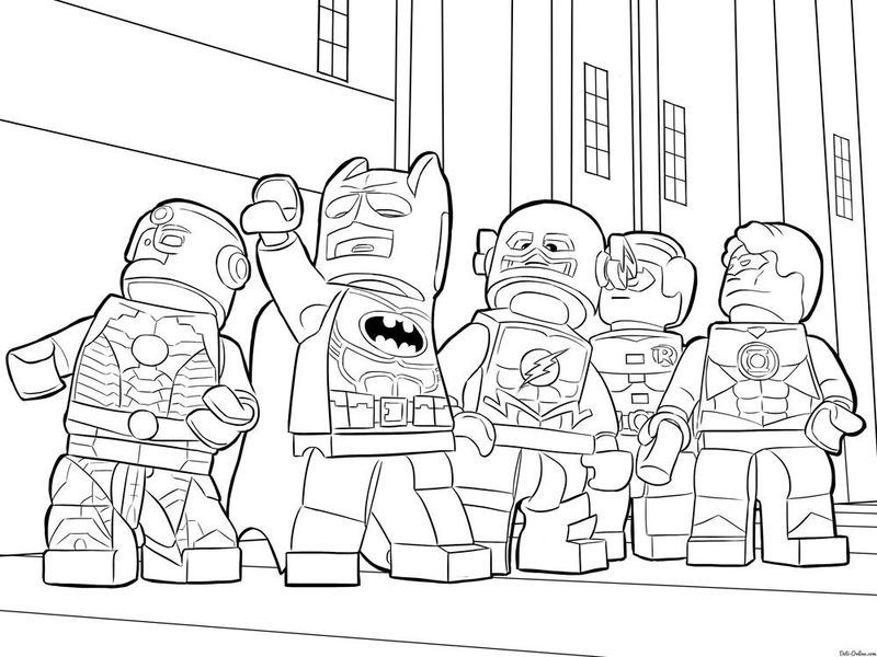 Lego Batman Movie Coloring Pages E1511537173917