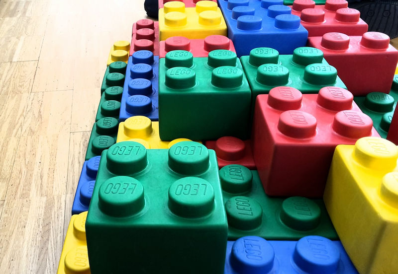Lego Coloring Pages 1
