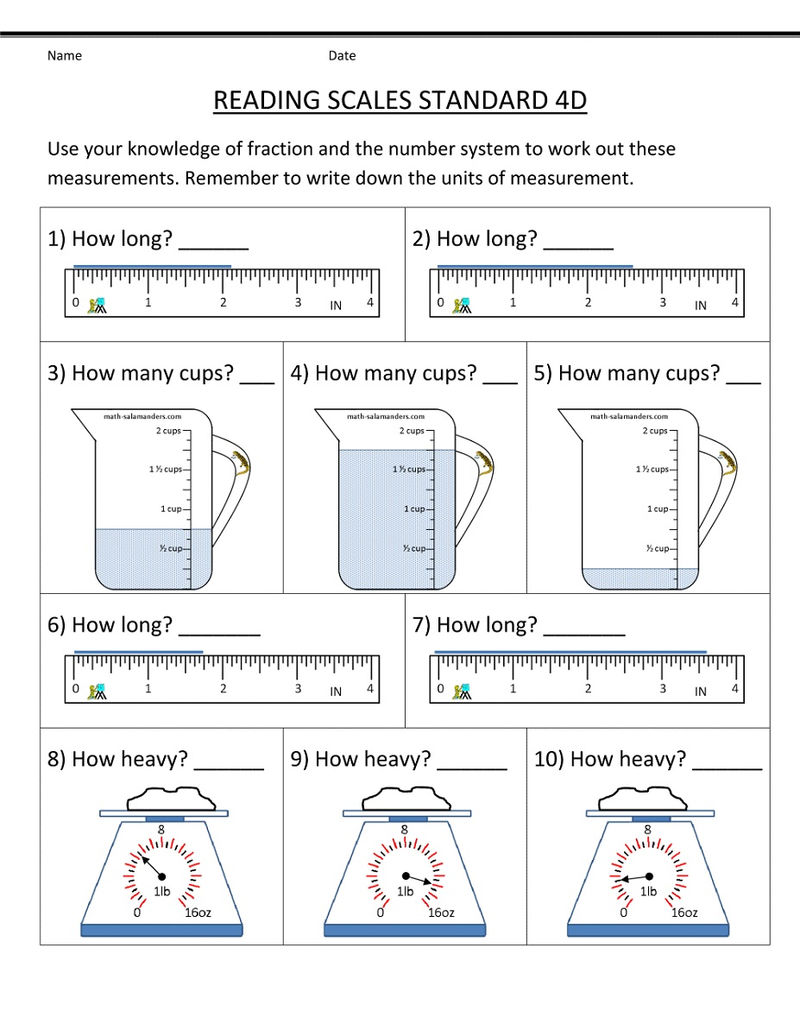 Maths Worksheets Year 5 Free Online Count