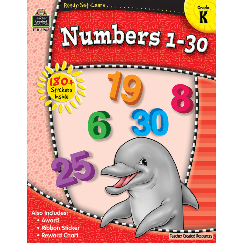 Number Chart 1 30 Grade