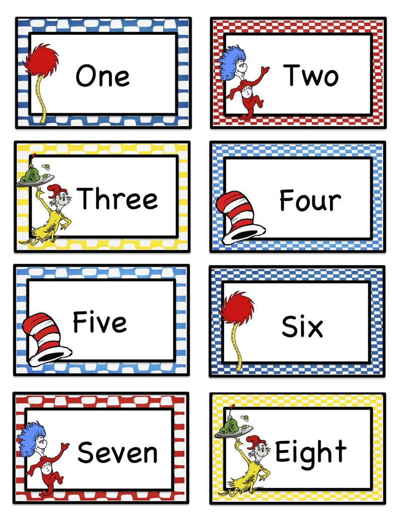 Number Word Worksheets Nice