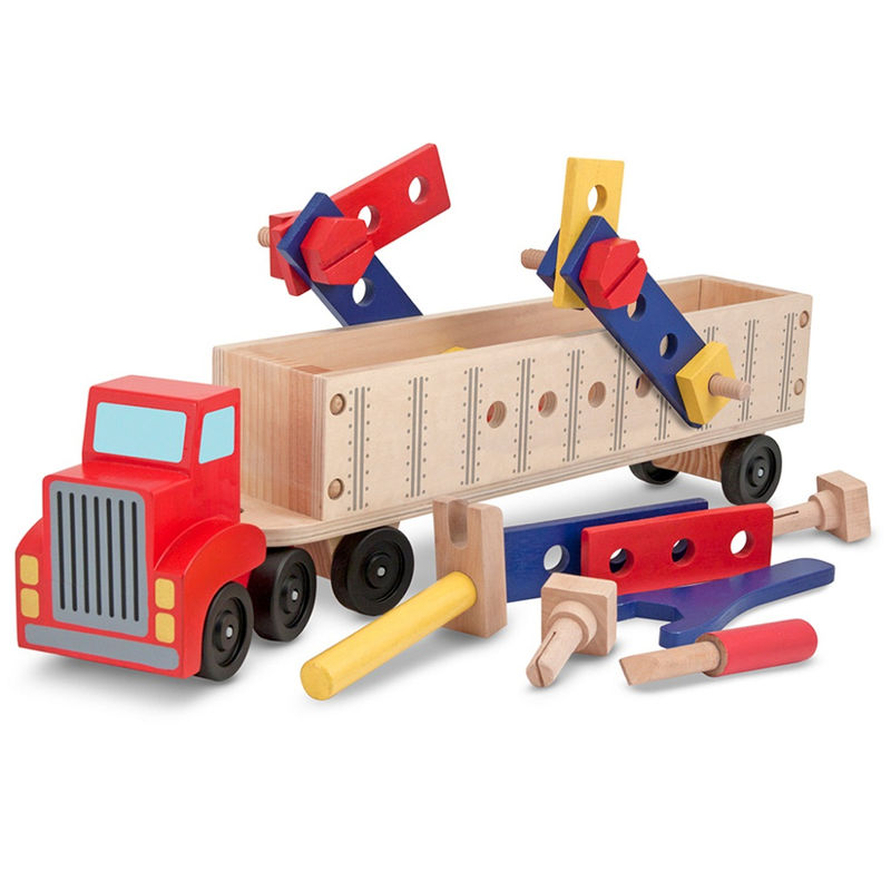 Pictures Of Big Trucks For Kids Building