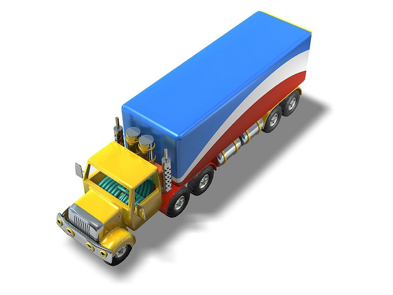 Pictures Of Big Trucks For Kids New