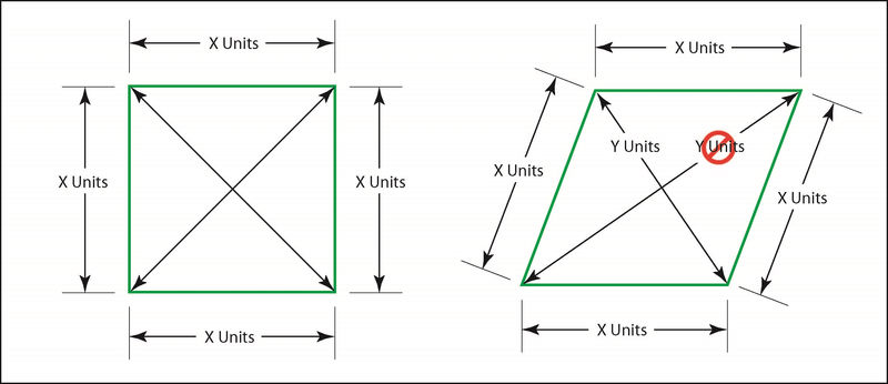 Pictures Of Rhombus Shapes For Students