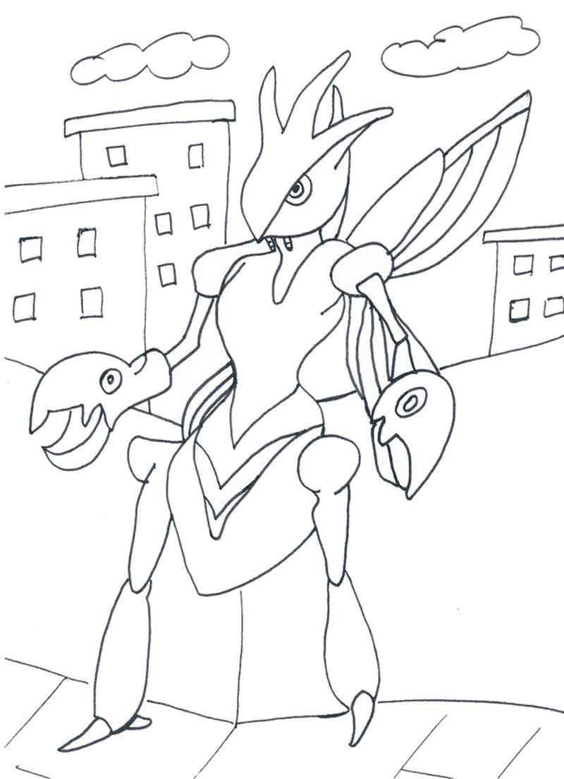 Pokemon Coloring Pages Images