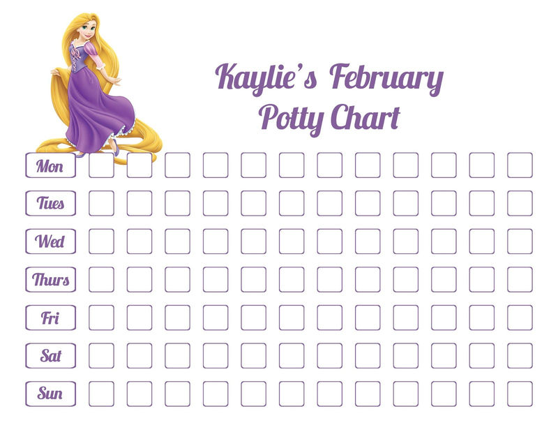 Potty Charts For Little Girls 4 001