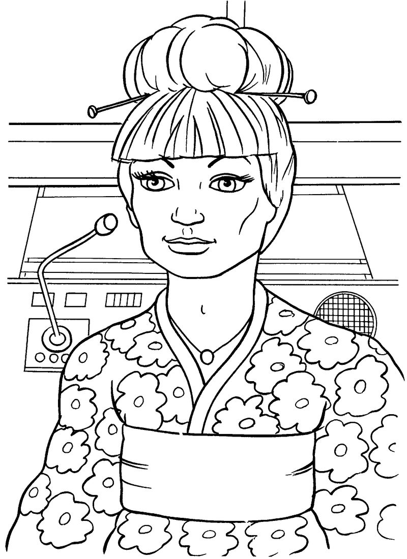 Pretty Awesome Thunderbirds Coloring Sheets