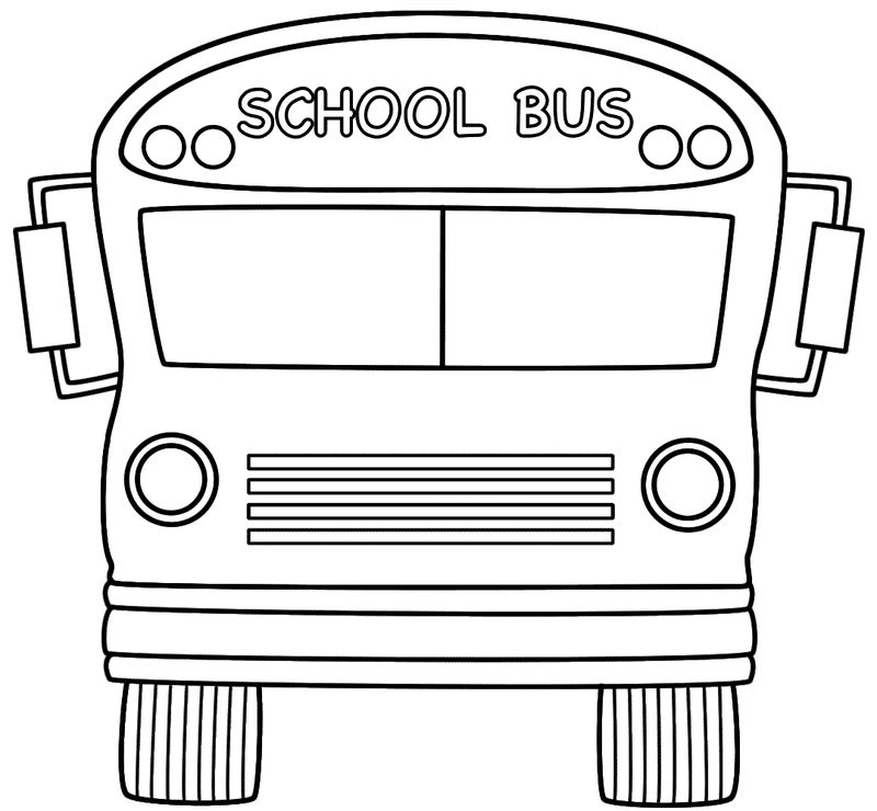 Printable Back To School Coloring Pages 001