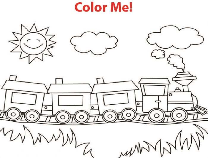 Printable Learning Activities For 2 Year Olds Color