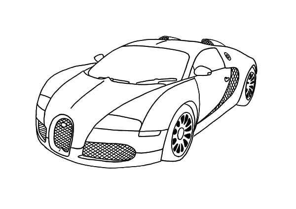 Race Car Coloring Pages Bmw