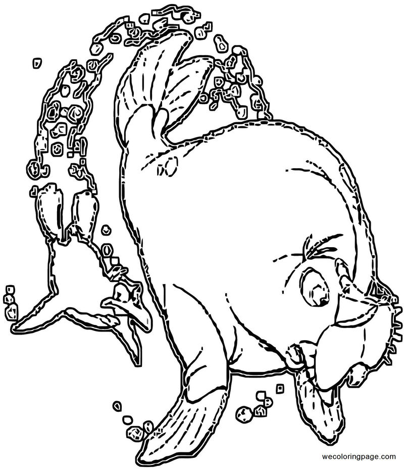 The Little Mermaid Ariels Beginning Coloring Pages 24
