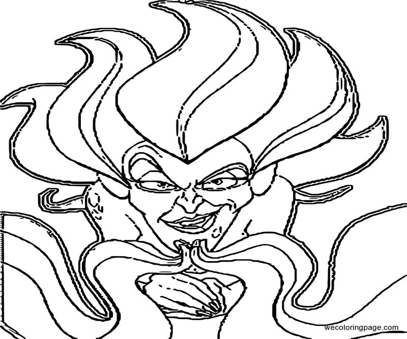 The Little Mermaid Ariels Beginning Coloring Pages 45