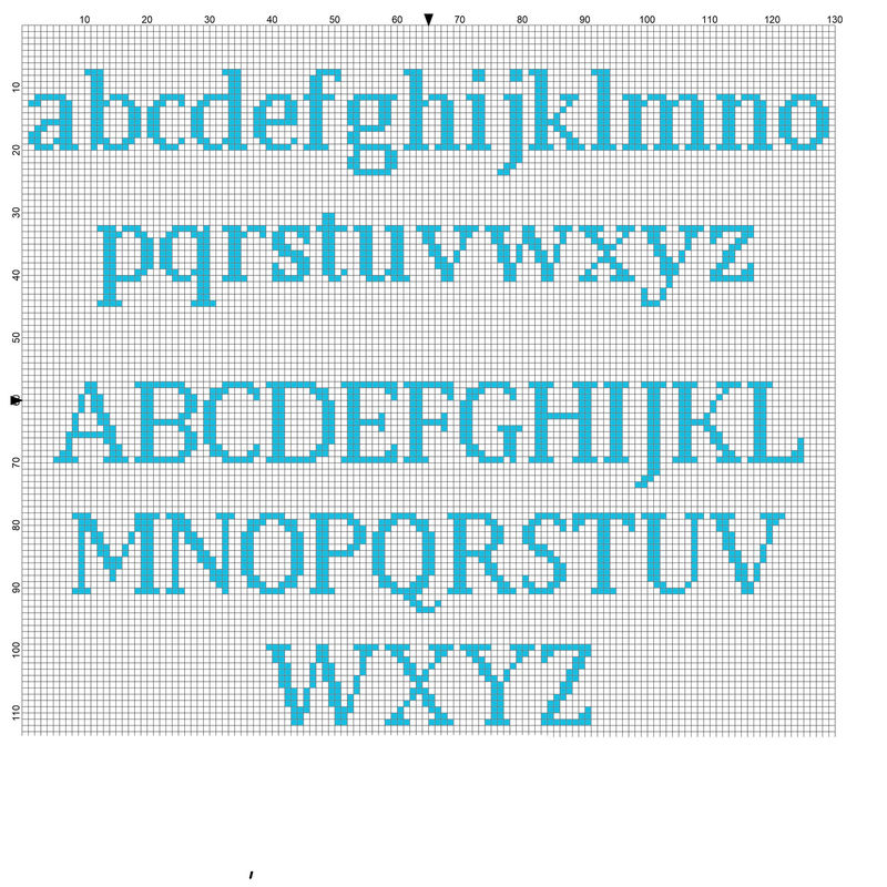 Uppercase And Lowercase Alphabet Free