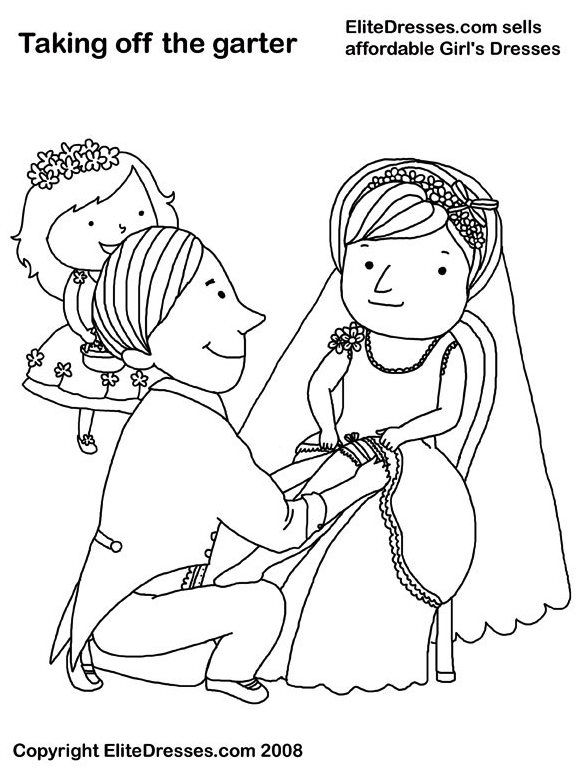 Wedding Print Out Drawing