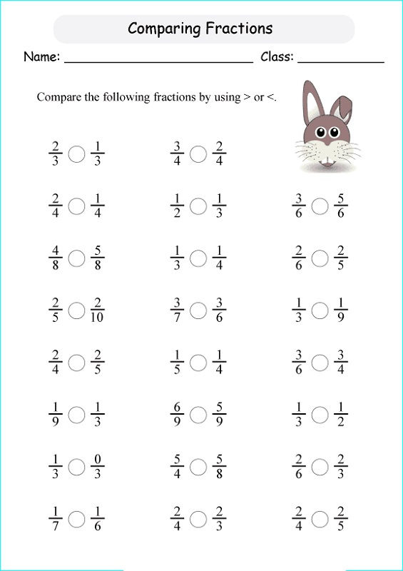 Year 5 Maths Worksheets Printable Simple