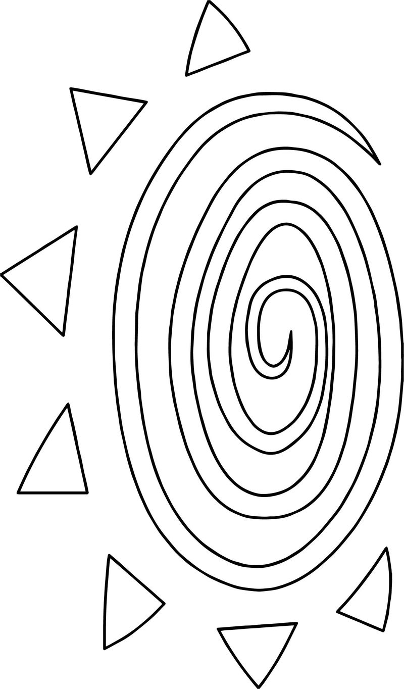 Zecora Body Shape Coloring Page
